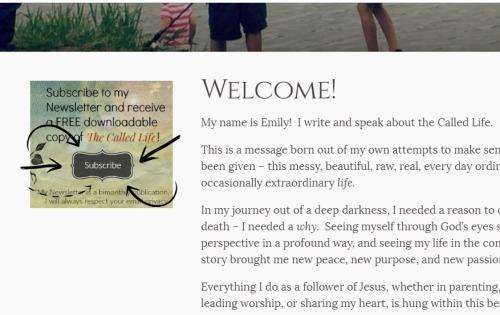 Newsletter Blog